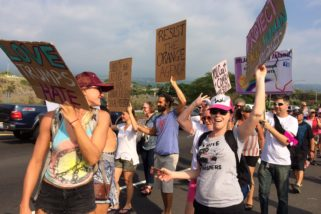 Hawaii Women's March